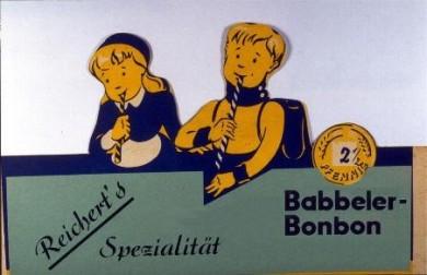 Babbeler-Bonbon 1951