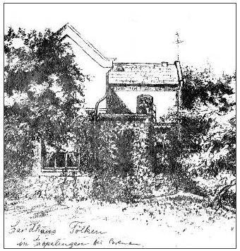 Landhaus Tölken um 1870