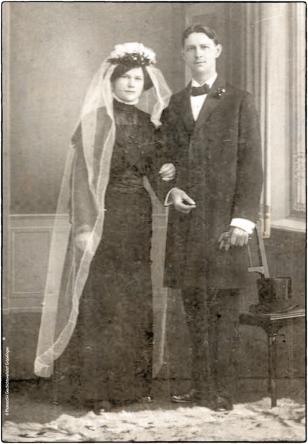 Eheschließung 1913