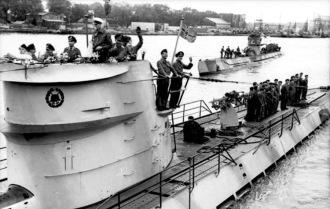 U-Boot 123 und U-200 vom Typ IX