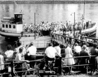 Die Gröpeln in Lankenau 1958
