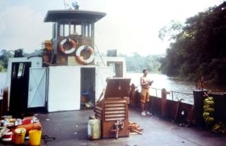 Die zweite Reise zur Gröpeln 1982