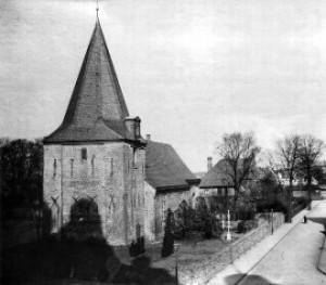 Der alte Kirchfriedhof