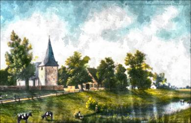 Station 1 - Die alte Gröpelinger Kirche