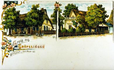 Gartenlokal Ferd. Meyer, Witwe